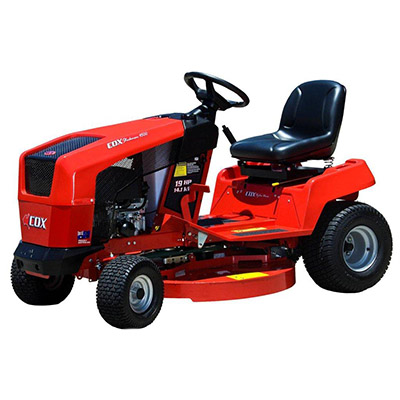 Ride On Mower >> Cox Ride On Mower Stockman 4500 Hydro 42